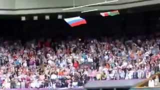 видео Церемония проводов белорусской спортивной делегации на XXXI летние Олимпийские игры