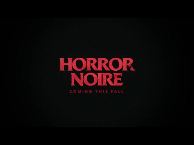 Horror Noire (2021) - Official Teaser [HD] | A Shudder Original