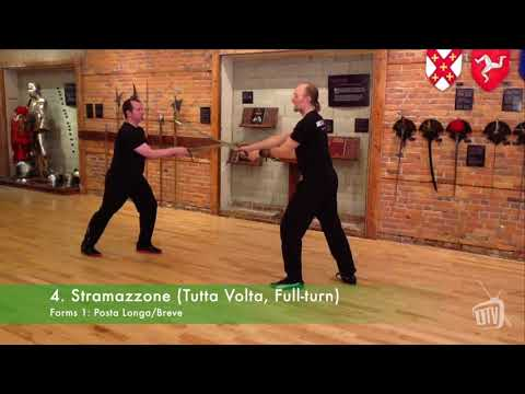 Actions from Posta Longa - Longsword 1a