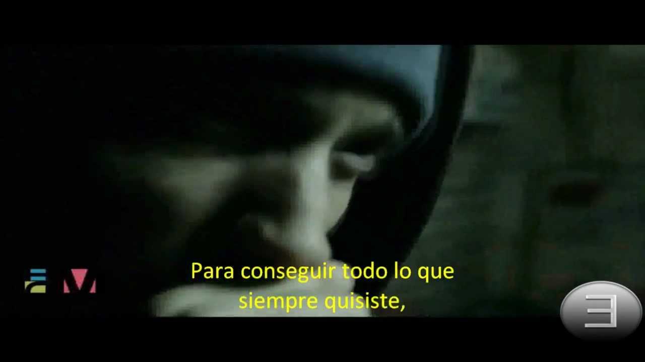 Eminem Lose Yourself Traducida Y Subtitulada Al Español Hd Official Video
