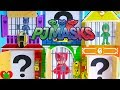 PJ Masks Rescue By Paw Patrol Chase Night Ninja Prank