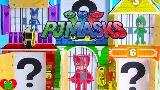 PJ Masks Rescue By Paw Patrol Chase Night Ninja Prank