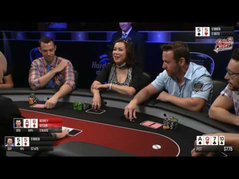 Poker Night in America | Live Stream | 08-10-16 | Seminole Hard Rock - Hollywood, FL