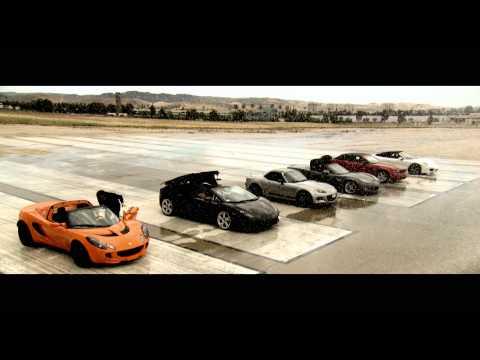 Mazda MX-5 - The World's Fastest: One Uninvited Guest   Mazda Canada