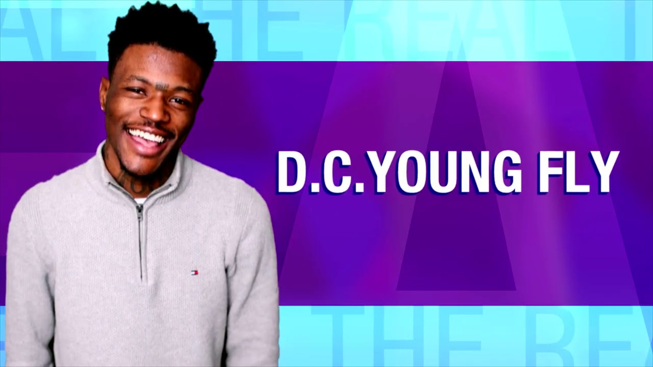 Tuesday on 'The Real': Sterling K. Brown, DC Young Fly, Chuey Chu