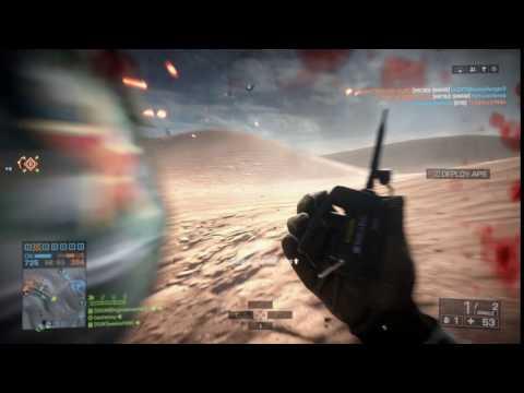 Battlefield 4 secret agent man behind enemy lines