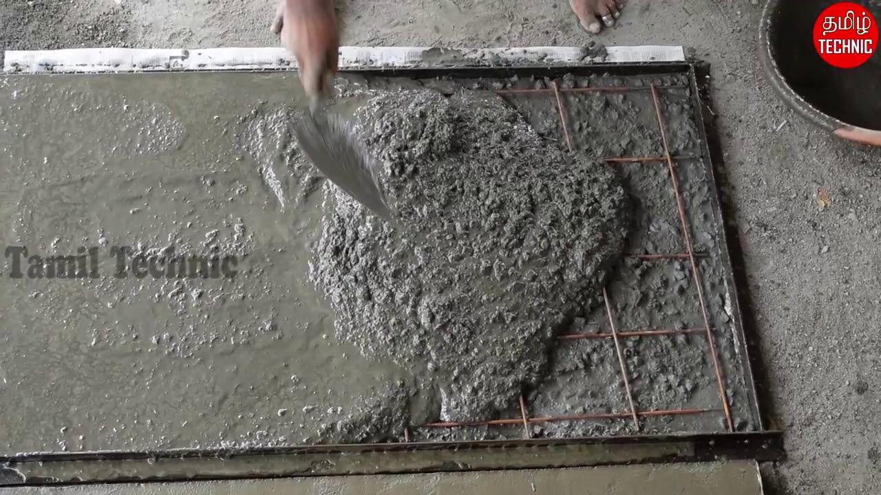 Como fazer placas / Formas para muro e casas pre moldadas de maneira barata na India
