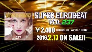 SUPER EUROBEAT VOL.237 Teaser