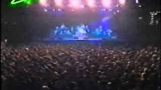 Chris de Burgh - Blonde Hair, Blue Jeans LIVE