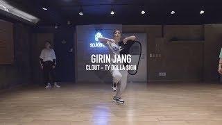 "Ty Dolla $ign - ""Clout"" | Girin Jang Choreography"