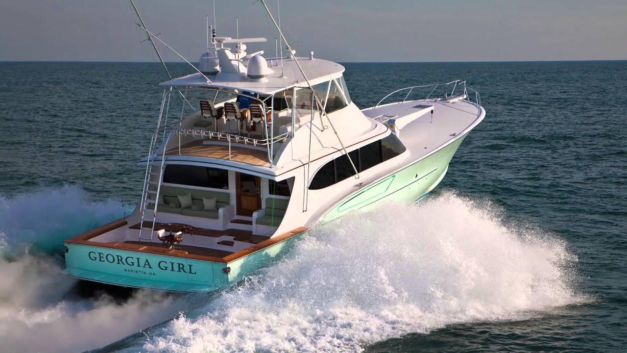 Paul Mann Custom Boats Design Philosophy and Power Capabilities