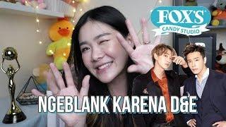 PENGALAMAN KERJA SAMA D&E Super Junior || FOX's Candy Studio