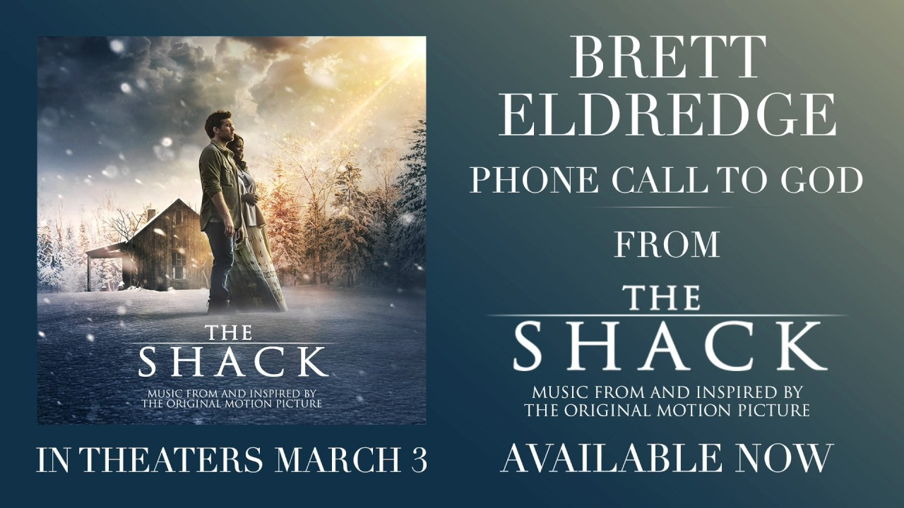 Download Brett Eldredge - Phone Call To God (from The Shack) [Official Audio]