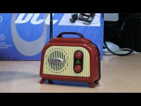 Dashing Fine Gifts Mini Retro Radio Review & Test