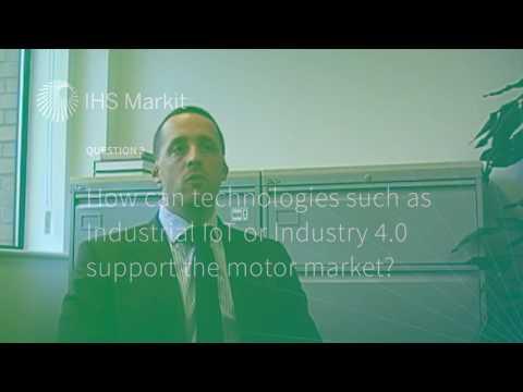 IHS Markit Industry Update: The Motor Market IoT