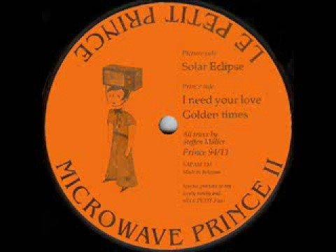 Microwave Prince II - Solar Eclipse