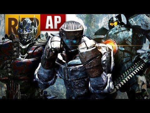 Rap Cyber Força (Transformers, Gigantes de Aço e Circulo de Fogo) | AllPlace Grupo #12