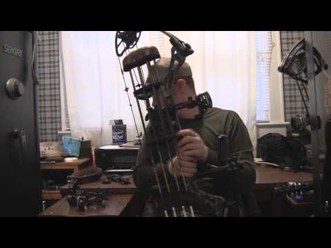 How to: Shoot a bow with glasses
