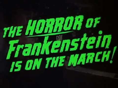 (1957) The Curse of Frankenstein
