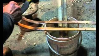 bamboo bow 15 lb