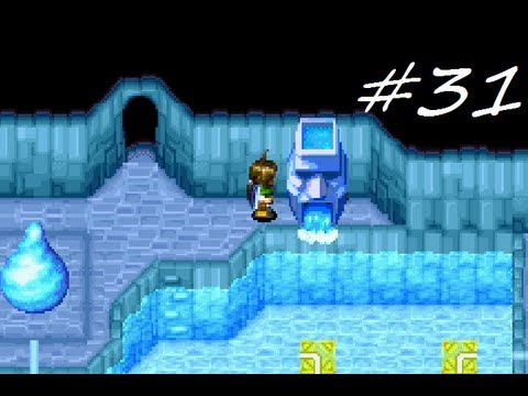 Let's Play Golden Sun: The Lost Age #31 - The Power of Water