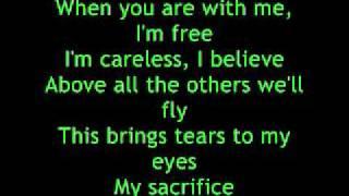 Download lagu My Sacrifice Creed Lyrics MP3