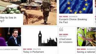 BBC Homepage Design Museum Award Nomination 2012(http://www.bbc.co.uk The new BBC Homepage has been nominated for this year's Design Museum Designs of the Year exhibition and awards. The new design ..., 2012-05-15T18:04:32.000Z)