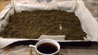 Чай из листьев Малины.