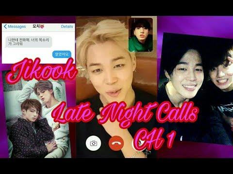 [Jikook] Late Night Calls CH 1
