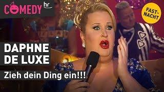 """Daphne de Luxe: """"Zieh dein Ding ein!"""""""