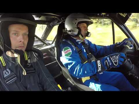 RALLY LEGEND, Hannu Mikkola, returns to LSPR in a 1980 Ford Escort Mark II