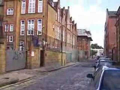 Jack the Ripper video short