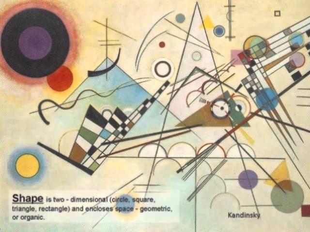 Arts And Elements : Art elements principles of design lessons tes teach