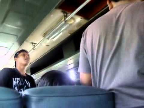 pengamen bus weleri