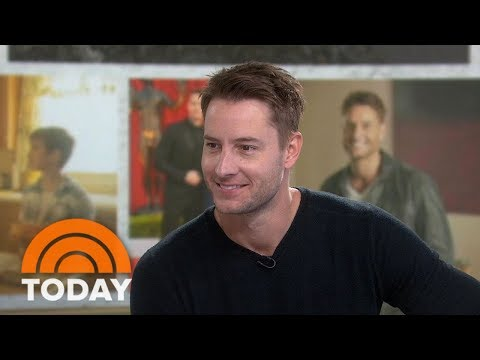 Justin Hartley Talks About 'This Is Us' And His Recent Marriage  TODAY