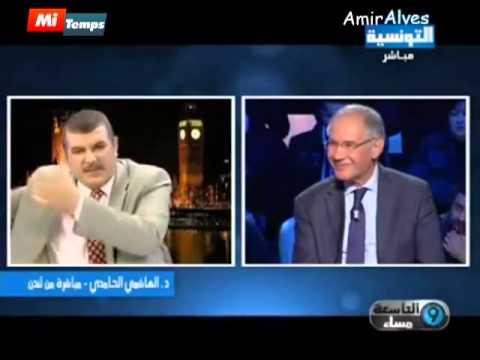 scandale hechmi hamdi 2013 يا معز أنت تتحدث مع رئيس تونس المقبل