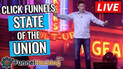 Live from Funnel Hacking Live 2019 - The ClickFunnels State of the Union