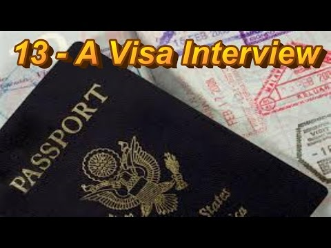 Angeles City Philippines : 13 -A Visa Interview - Our Trip to the Bureau of Immigration, Manila