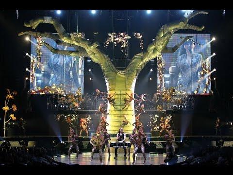 MJ Immortal World Tour - Wanna be startin' somethin'
