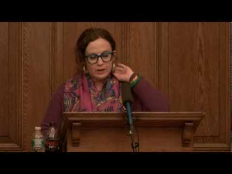 """Poetry and the Metaphysical """"I"""": A Lecture by Dorothea Lasky   Woodberry Poetry Room"""