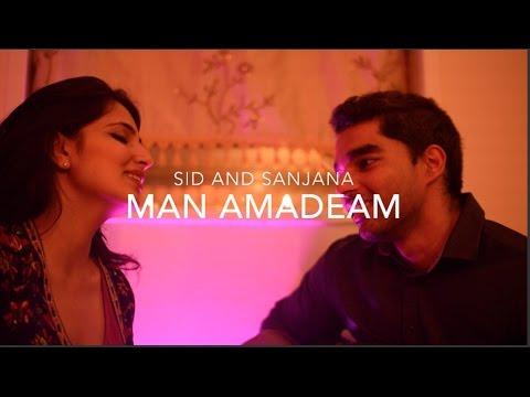 Man Aamadeam من آمده ام Gul Panrra & Atif Aslam Acoustic Cover