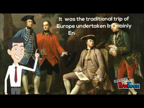 A brief history of tourism travel