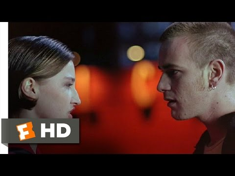 Trainspotting 712 Movie   Renton Falls in Love 1996 HD