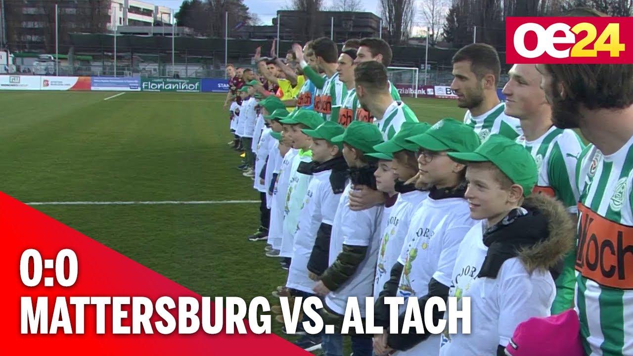 Маттерсбург  0-0  Альтах видео