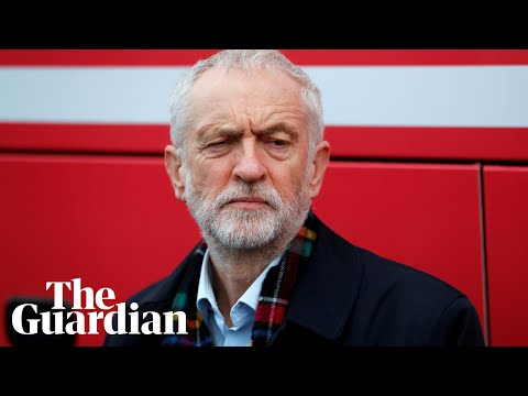 Jeremy Corbyn launches Labour's general election manifesto - as it happened