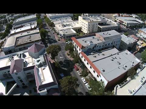 Merced Downtown Fpv Flyover