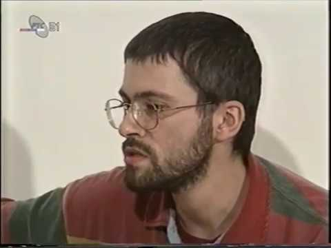 Pavel Nersessian in Belgrade 1995