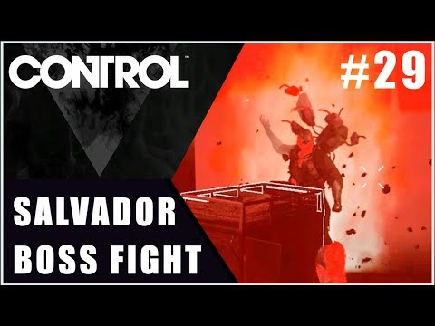 Control How To Beat Salvador - My Brothers Keeper Salvador Boss Fight