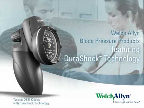 Welch Allyn DuraShock™ Technology