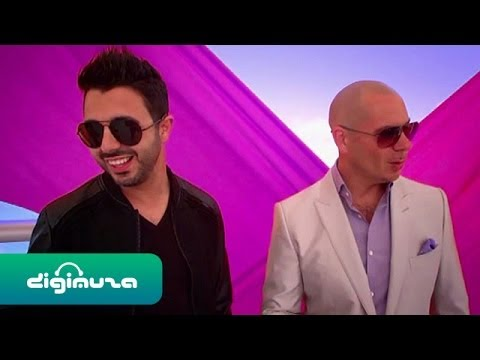 Ahmed Chawki feat. Pitbull - Habibi I love You  Arabic